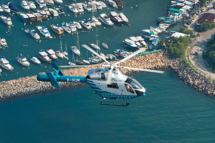 Hong Kong Helicopter Tours